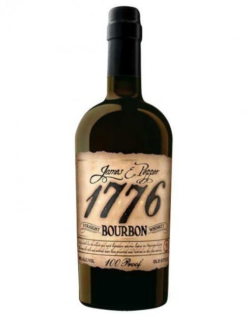 Garcias - Vinhos e Bebidas Espirituosas - WHISKY BOURBON JAMES E PEPPER 1776 1