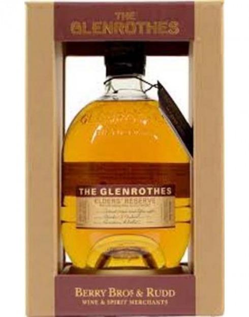 Garcias - Vinhos e Bebidas Espirituosas - WHISKY MALTE GLENROTHES ELDERS RESERVE C/CX  1