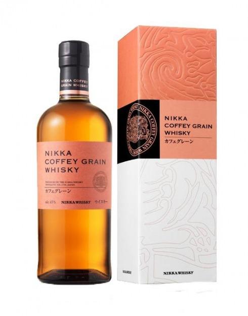 Garcias - Vinhos e Bebidas Espirituosas - WHISKY MALTE NIKKA COFFEY GRAIN C/ CAIXA 1