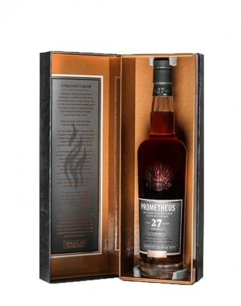 Garcias - Vinhos e Bebidas Espirituosas - W.MALTE PROMETHEUS 27A C/CX 1