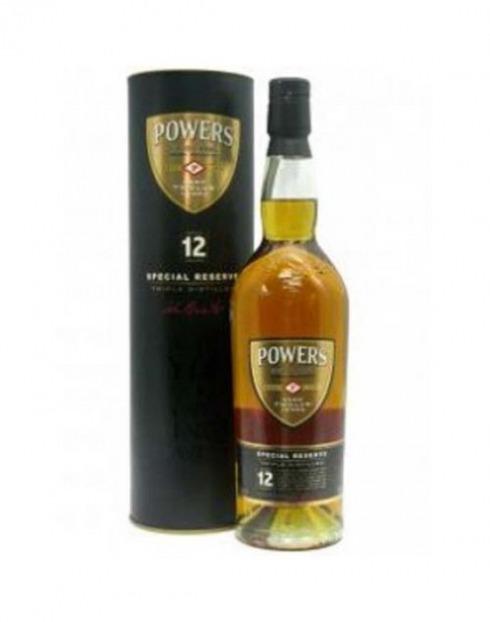 Garcias - Vinhos e Bebidas Espirituosas - WHISKY POWER S GOLD LABEL 12A  1