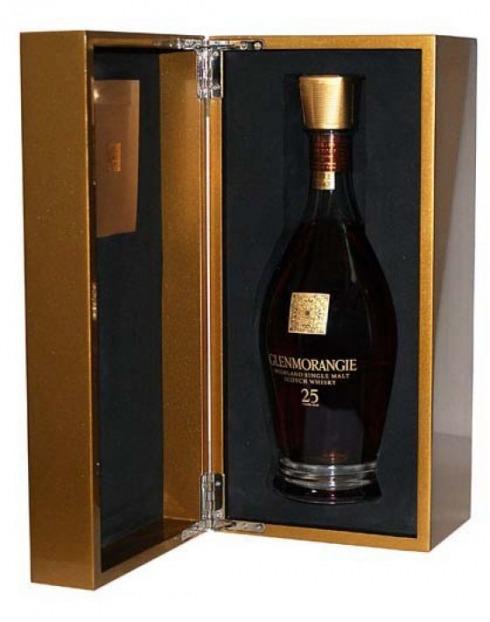 Garcias - Vinhos e Bebidas Espirituosas - WHISKY MALTE GLENMORANGIE 25 A C/CX  1