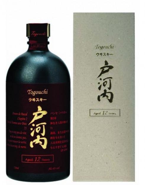 Garcias - Vinhos e Bebidas Espirituosas - WHISKY MALTE TOGOUCHI PREMIUM 12A  1