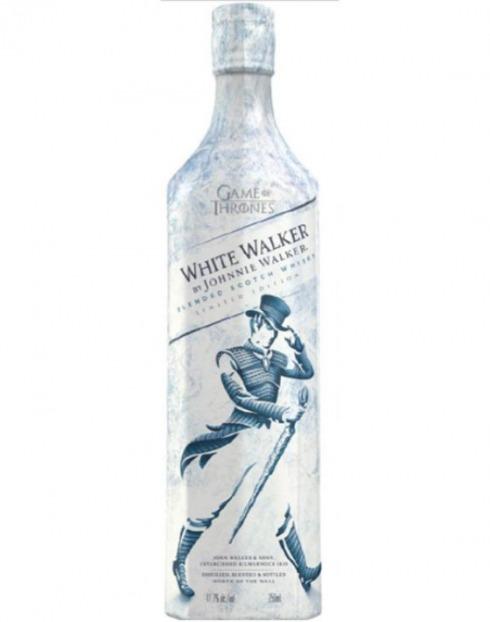 Garcias - Vinhos e Bebidas Espirituosas - Johnnie Walker by White Walker - GOT Edition 1