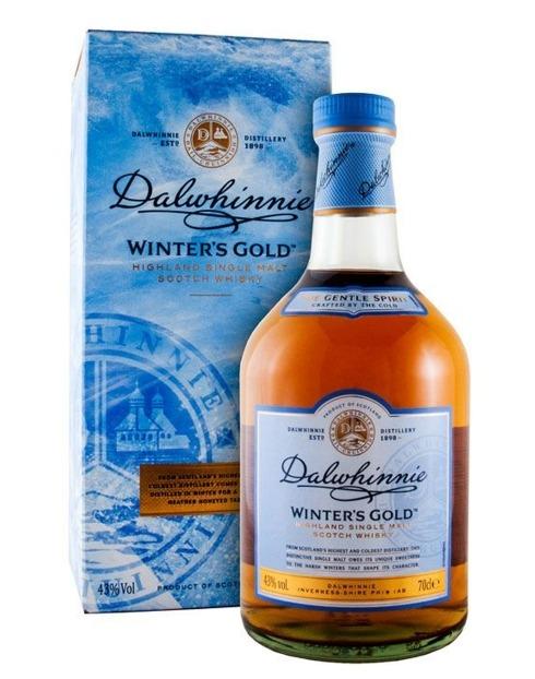 Garcias - Vinhos e Bebidas Espirituosas - WHISKY MALTE DALWHINNIE WINTERS GOLD 1