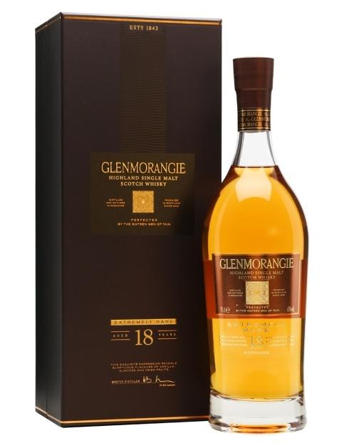 Garcias - Vinhos e Bebidas Espirituosas - WHISKY MALTE GLENMORANGIE 18A  1
